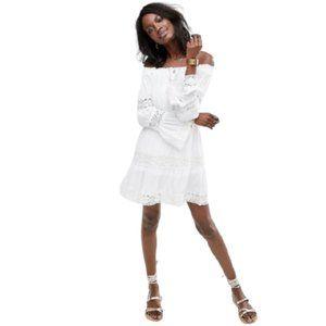 🔥host pick🔥 NWTMissguided Bardot crochet dress